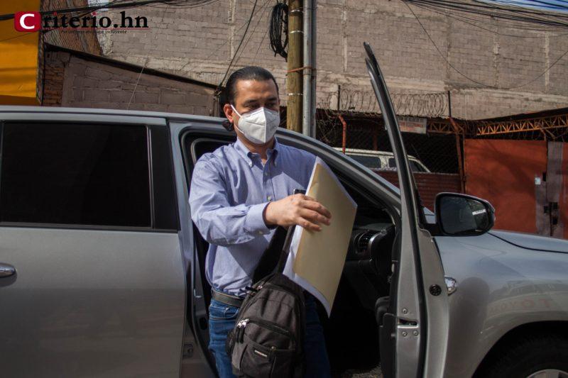 Marco Bográn se declara inocente de las acusaciones en su contra por irregularidades en Invest-H
