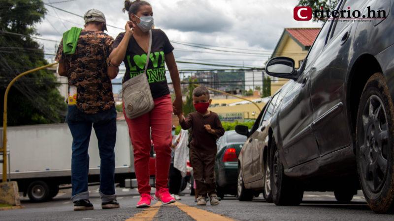 Pandemia refleja desigualdad de género en calles de Honduras