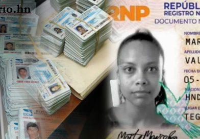 RNP contrata empresa francesa para emitir la nueva tarjeta de identidad de los hondureños