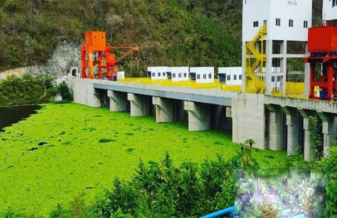 Las represas y el Valle de Sula