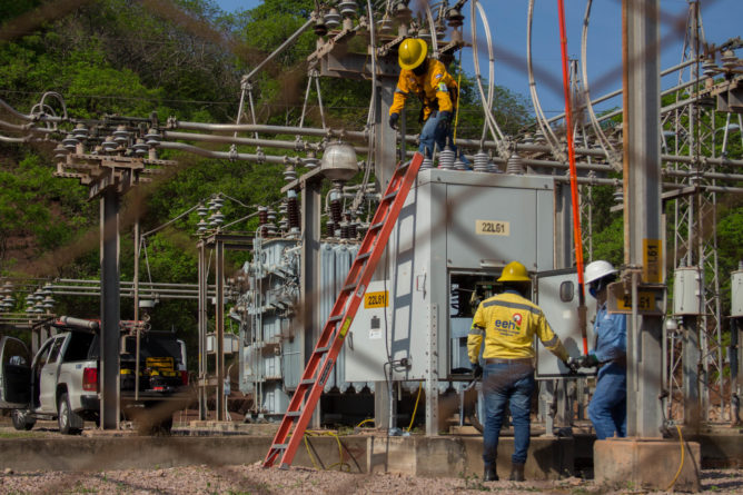 nuevo contrato de generación hidroeléctrica