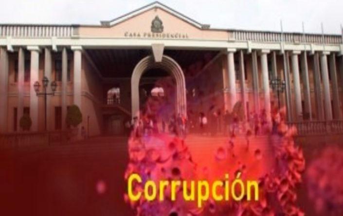 Honduras acomodó leyes para la corrupción