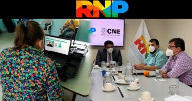 RNP denuncia que actual censo electoral no es apto para elecciones primarias