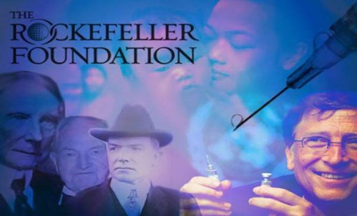 Operación Lockstep de los Rockefeller