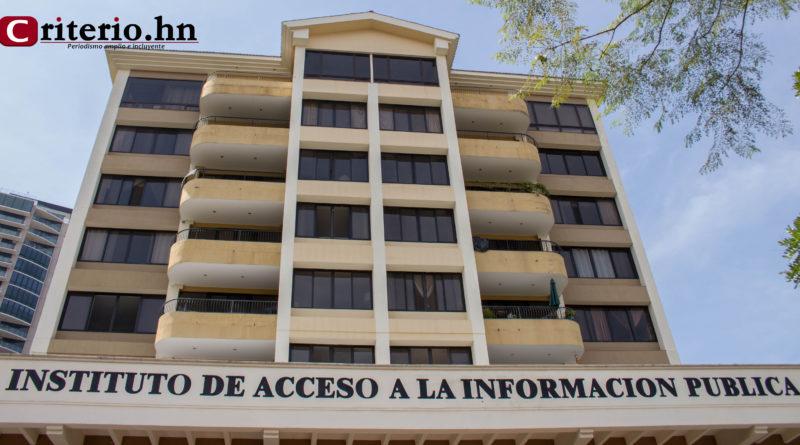 información pública en Honduras