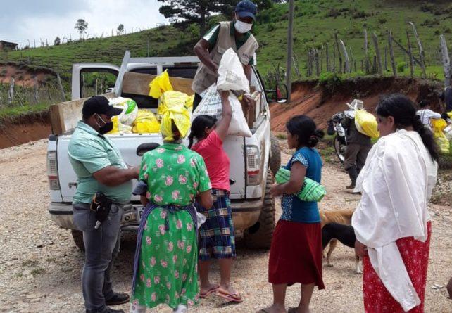 La pandemia en Honduras