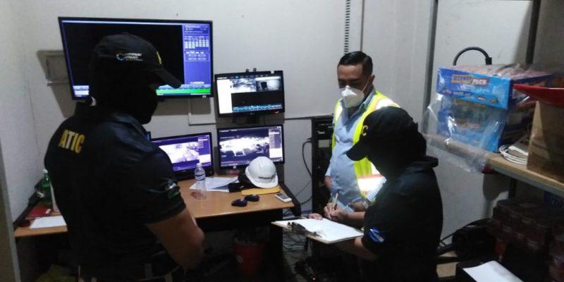 ATIC inspecciona oficinas de DHL