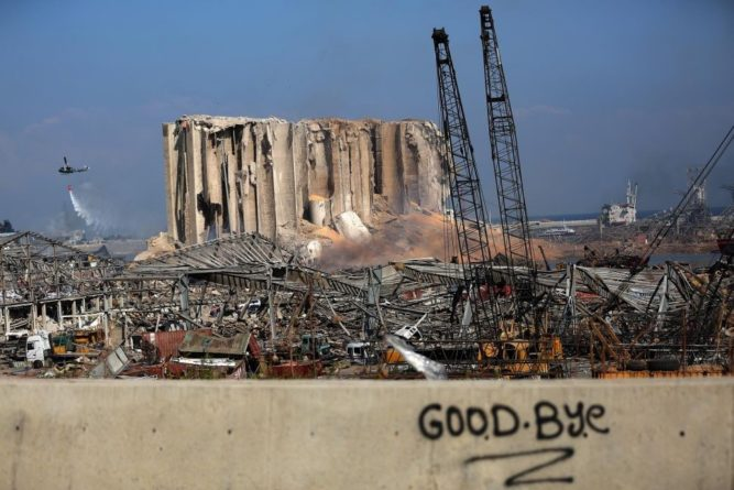 Qué ocurrió realmente en Beirut