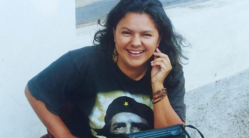 crimen de Berta Cáceres
