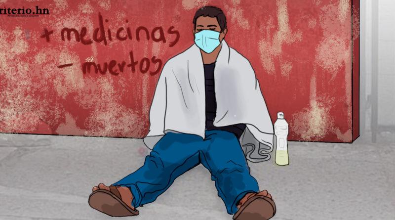 sistema de salud pública en Honduras
