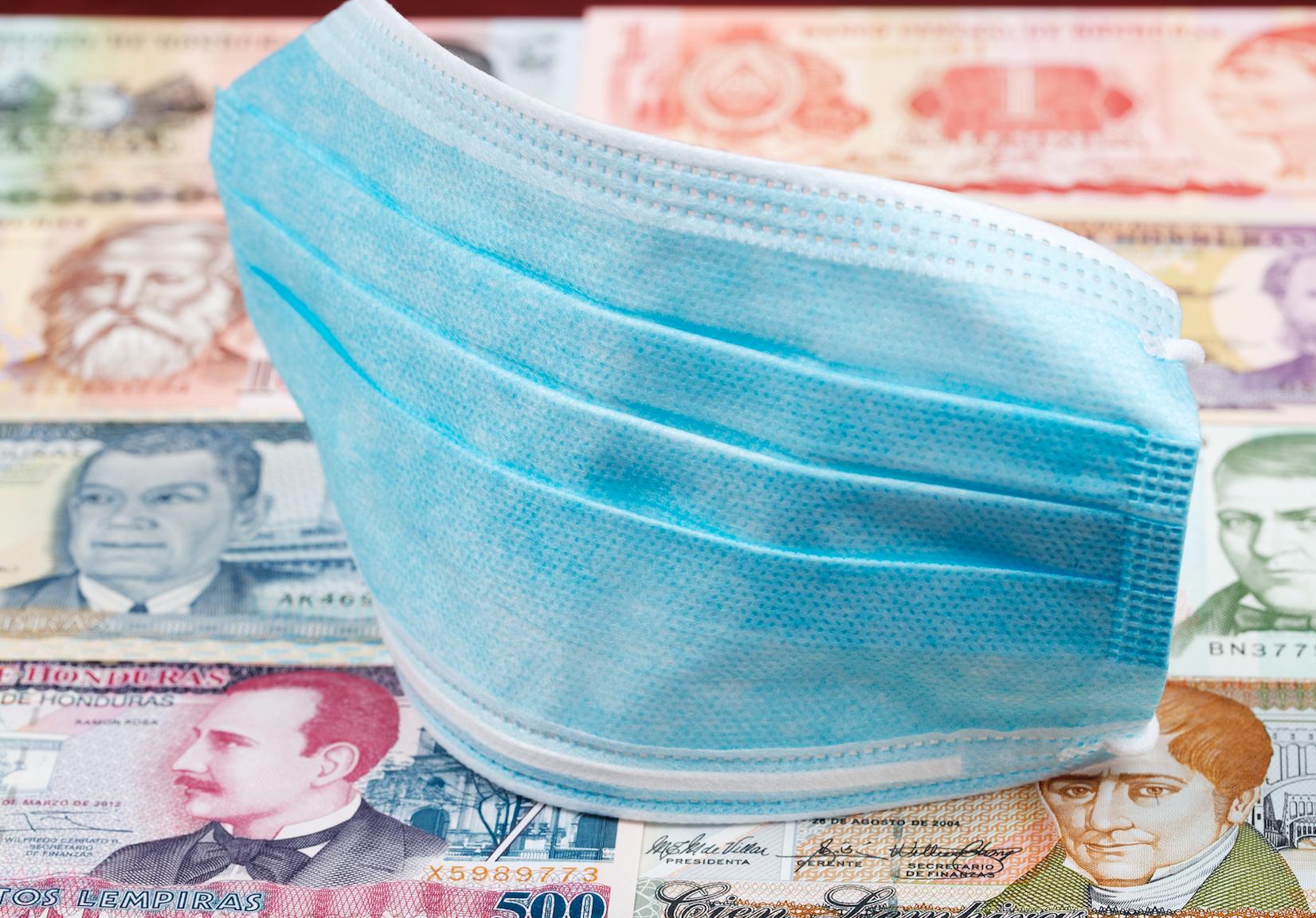 Coronavirus golpea expectativas de crecimiento económico de Honduras: BID