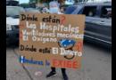 Más de 470 manifestaciones en 190 días de confinamiento, reflejan descontento de los hondureños