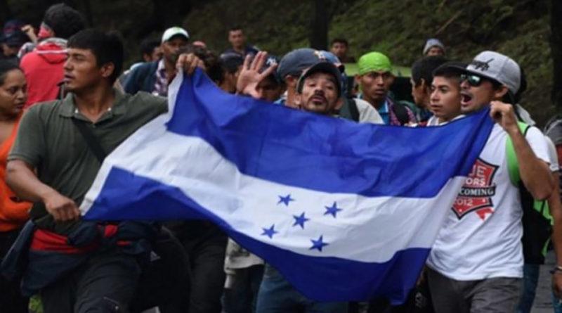Hondureños en EE.UU