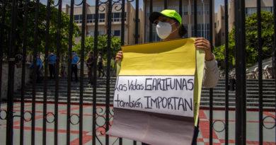 Mesa de DD.HH exige una comisión internacional que investigue la desaparición de los garífunas