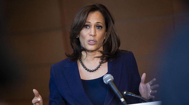Vicepresidenta de Estados Unidos Kamala Harris