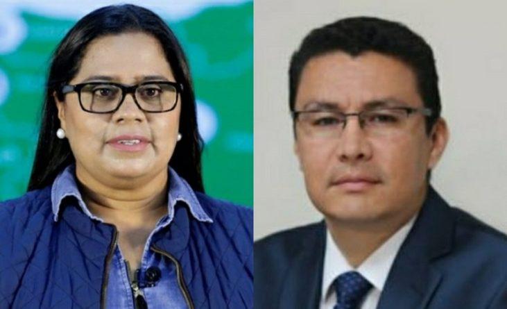 Jefa de Virología le dice a Ebal Díaz