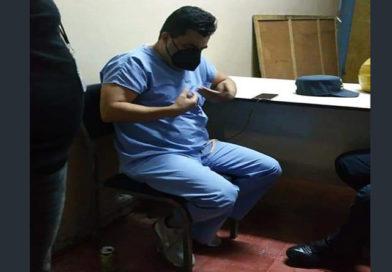 Colegio Médico de Honduras: La aprehensión de Eliud Girón fue ilegal