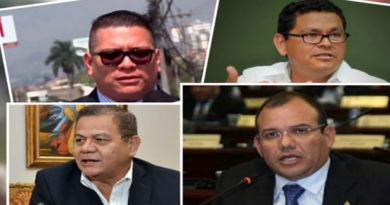 Partidos minoritarios se unirán en candidatura presidencial para elecciones generales