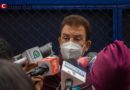 Nasrallallega en caravana hasta el CNE exigiendo inscripción de su partido político