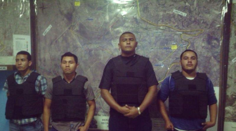 policías militares