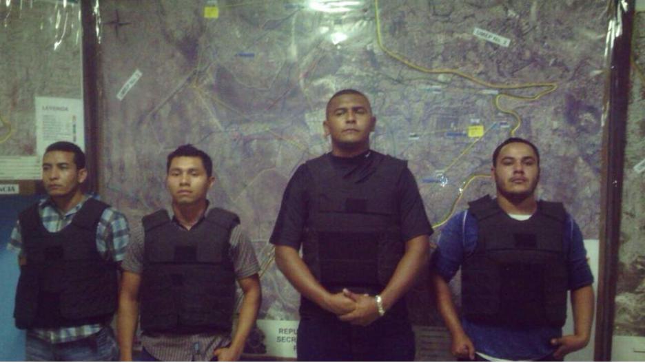 Condenan a 22 años de prisión a cuatro policías militares por secuestrar a comerciante y exigirle L. 120.000
