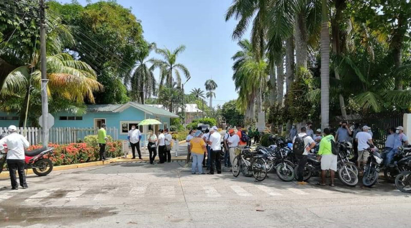 Telamar y el Honduras Maya