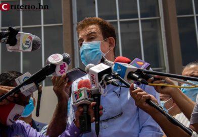 Nasralla de acuerdo con convocatoria para evitar reelección de Juan Hernández, pero explica que es ilegal