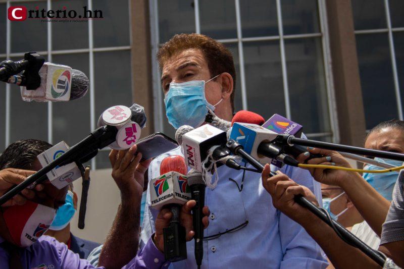 Tony Hernández mintió hasta el final y quedó en ridículo: Salvador Nasralla