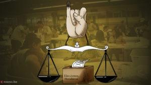 Tribunal de Justicia Electoral Honduras