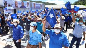 partido nacional boicot elecciones