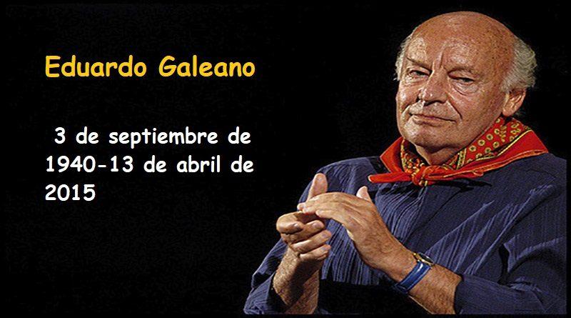 Los 80 de Galeano