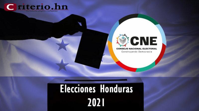 no hay garantía de calidad para elecciones internas