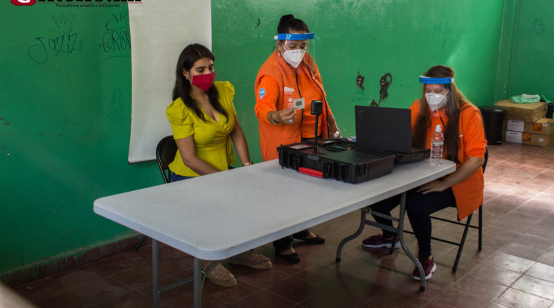 Proyecto Identíficate Honduras
