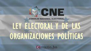 Nueva Ley Electoral