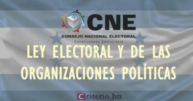 Dilatorias a nueva Ley Electoral es una maniobra para atentar contra elecciones Generales