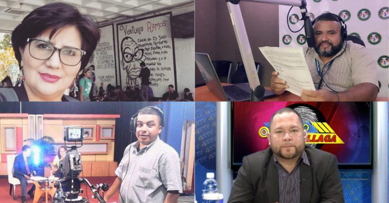 Periodistas hondureños cuentan cómo el COVID-19 les ha cambiado la vida