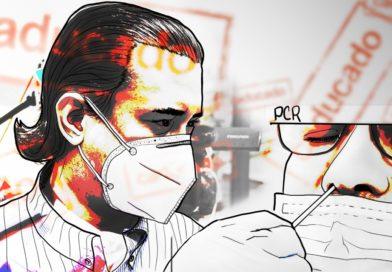 Vencimiento de 250 mil pruebas PCR alarga el rosario de delitos de Marco Bográn durante pandemia