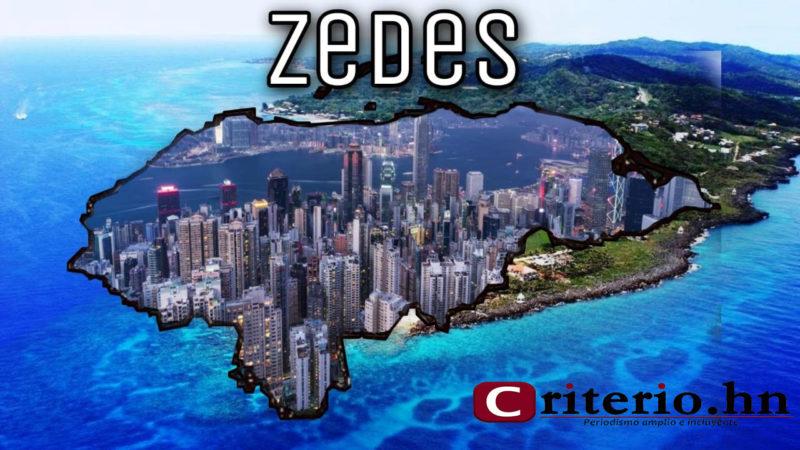 Las ZEDE Honduras