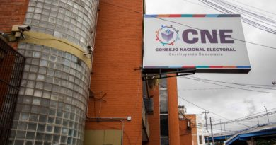 Falta de planificación y transparencia, la carta de presentación del CNE