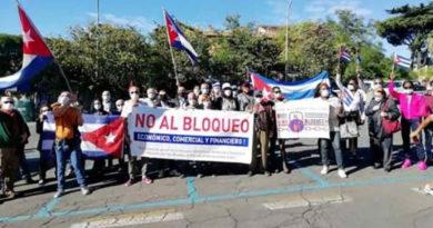 Cuba denuncia nuevo recrudecimiento del bloqueo de EE.UU