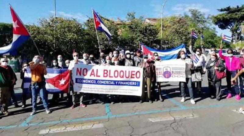 Cuba denuncia