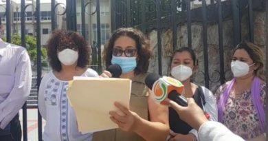 Presentan Amparo a favor de ambientalistas de Guapinol criminalizados
