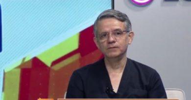 Gobierno mandó a comprar hospitales para robar, no para salvar a la población: Manuel Matheu