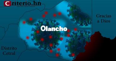 """""""Olancho está cayendo lentamente"""" ante el Covid-19, dice alcalde de Juticalpa"""
