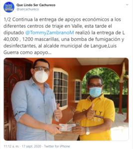 Diputados de Honduras