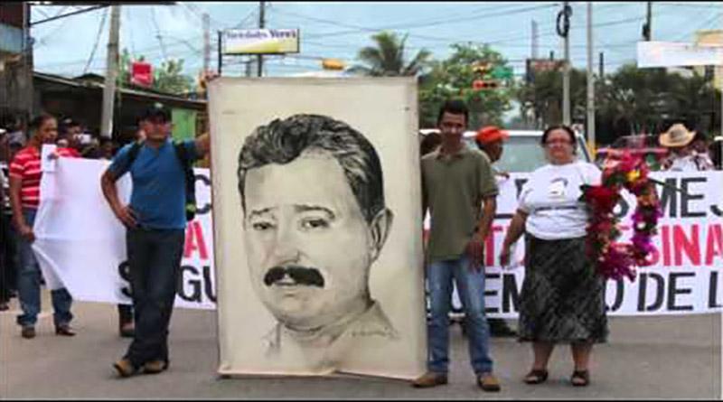 A 23 años del asesinato de Carlos Escaleras, defensores del ambiente siguen siendo asesinadas en Honduras