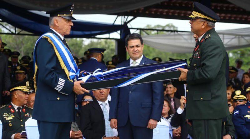 En vergüenza Honduras