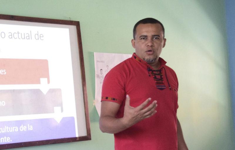 Asesinato de ambientalista de Guapinol