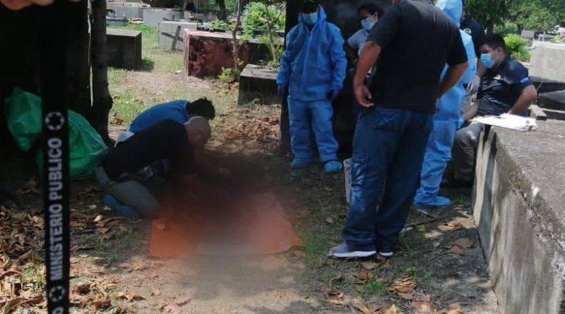 exhuma a dos garífunas asesinados