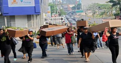 Honduras violencia contra las mujeres